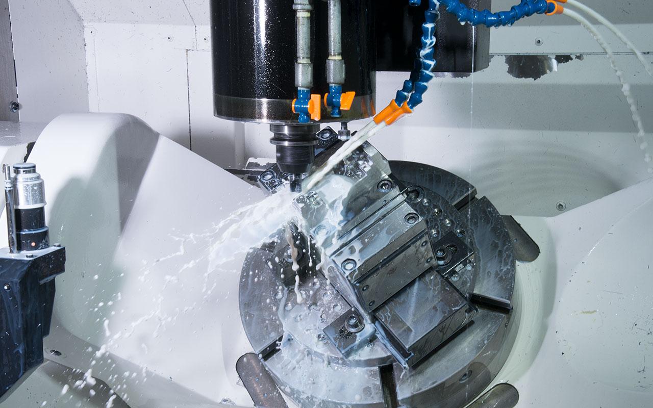Rettifiche tangenziali e universali - MDP Precision Machining