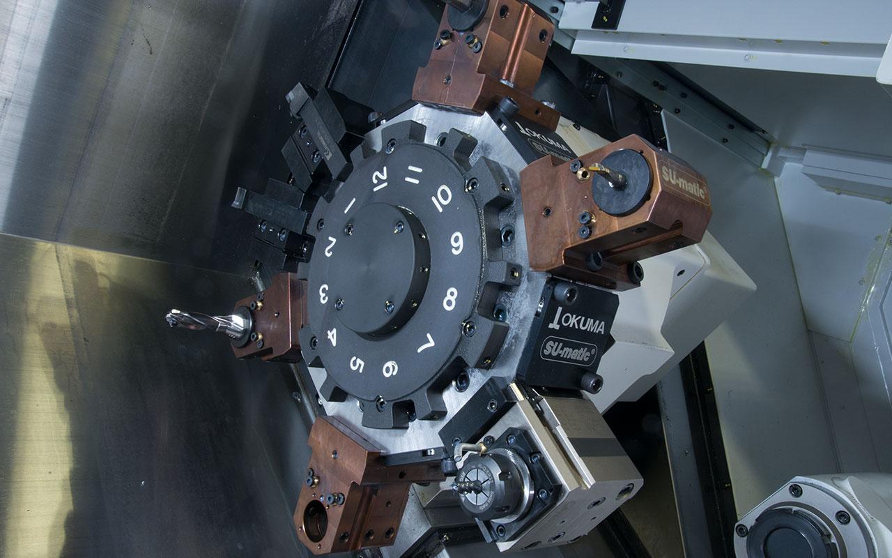 Centri di lavoro CNC - MDP Precision Machining