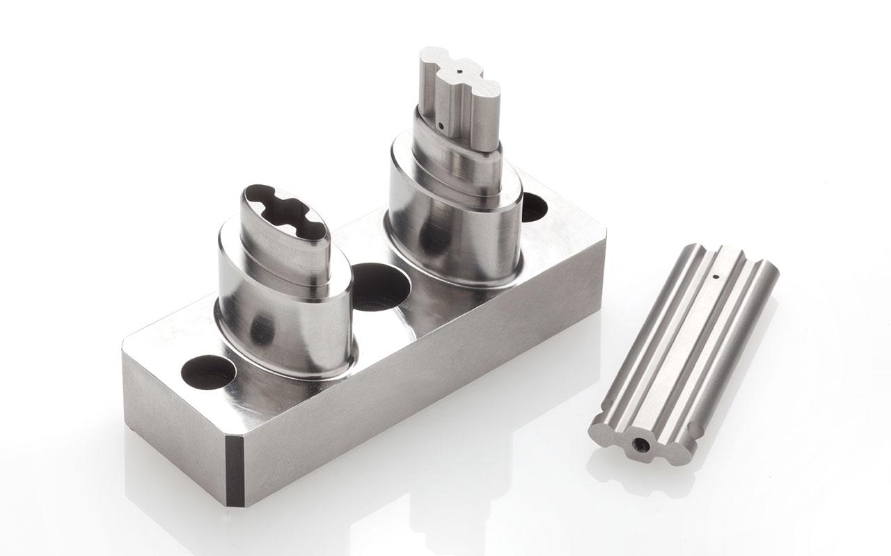Meccanica di precisione - MDP Precision Machining